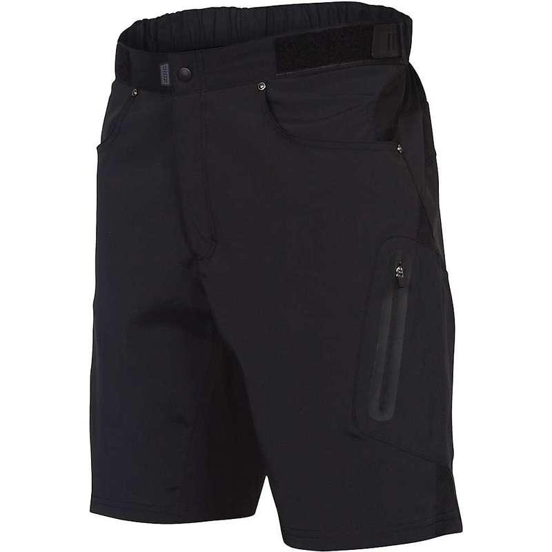 ゾイック メンズ ハーフパンツ・ショーツ ボトムス Zoic Men's Ether 9IN Short Black