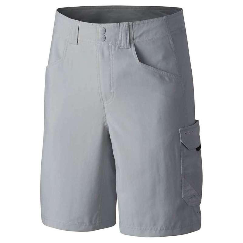 コロンビア メンズ ハーフパンツ・ショーツ ボトムス Columbia Men's Big Katuna II Short Cool Grey