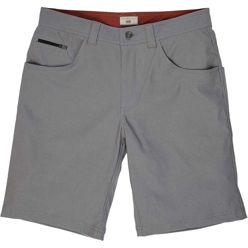 ダコタグリズリー メンズ ハーフパンツ・ショーツ ボトムス Dakota Grizzly Men's Miller Short Iron