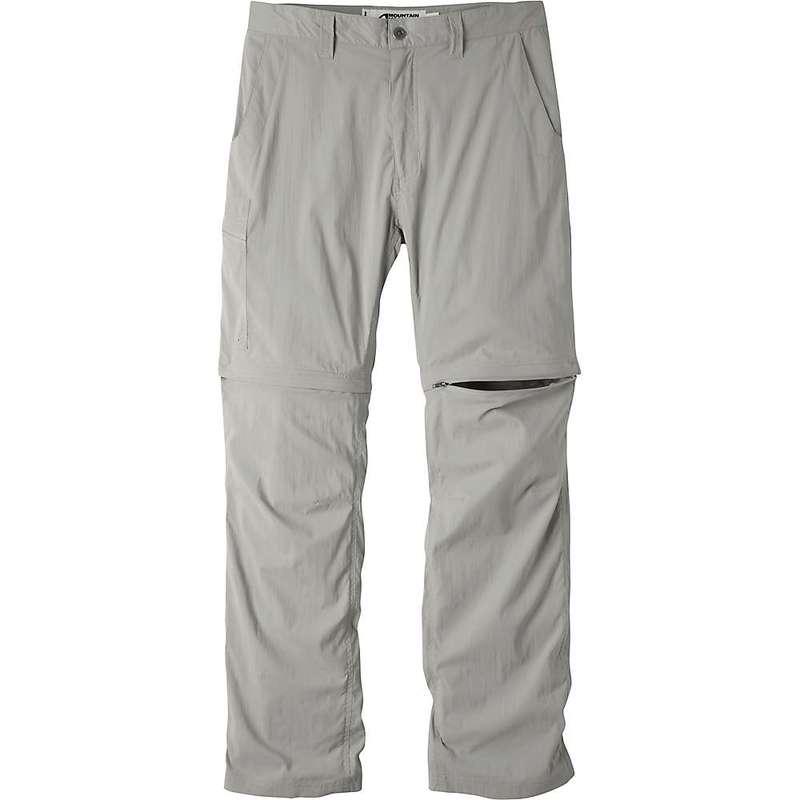 マウンテンカーキス メンズ カジュアルパンツ ボトムス Mountain Khakis Men's Equatorial Stretch Convertible Pant Willow
