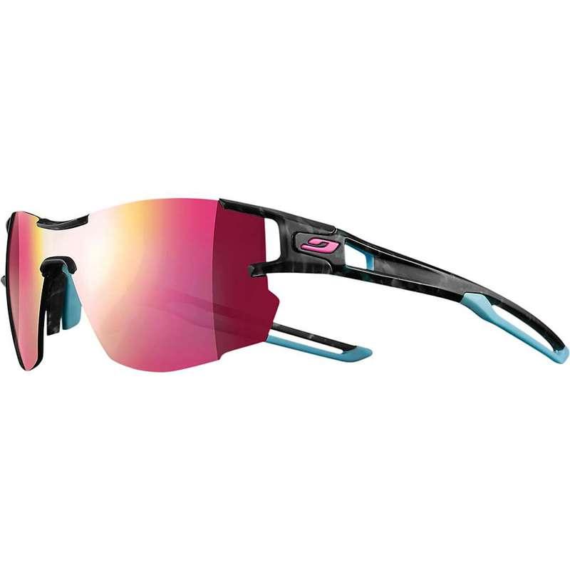 ジュルボ メンズ サングラス・アイウェア アクセサリー Julbo Aerolite Sunglasses Grey Tortoiseshell/Blue/Spectron 3CF