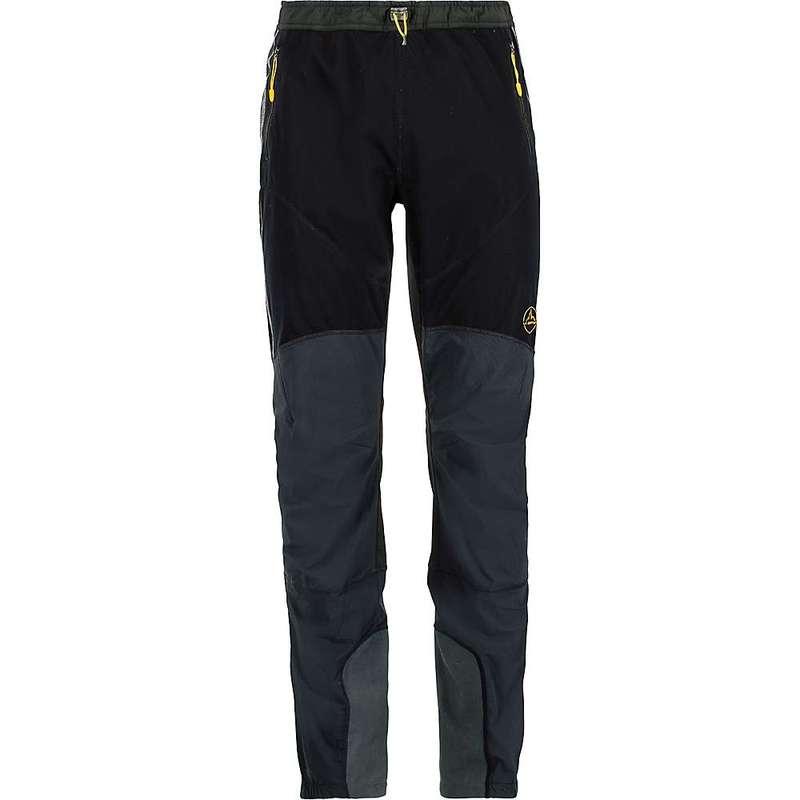 ラスポルティバ メンズ カジュアルパンツ ボトムス La Sportiva Men's Solid 2.0 Pant Black