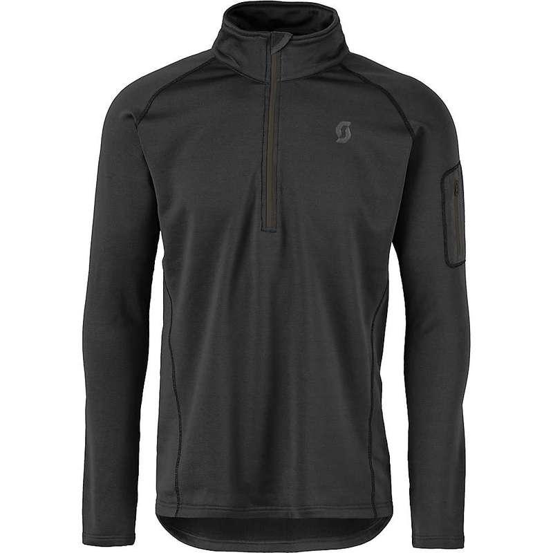 スコット メンズ Tシャツ トップス Scott USA Men's Defined Light Pullover Black