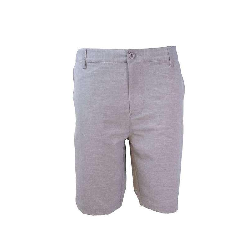 パーネル メンズ ハーフパンツ・ショーツ ボトムス Purnell Men's Marin Quick Dry Short Light Grey