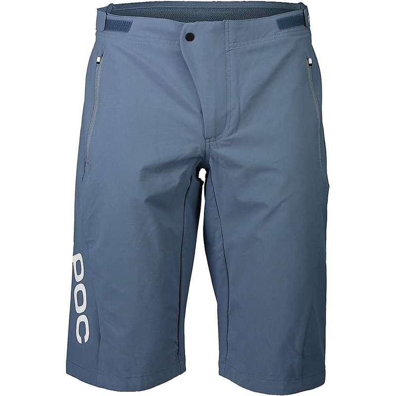 ピーオーシー メンズ ハーフパンツ・ショーツ ボトムス POC Sports Essential Enduro Short Calcite Blue