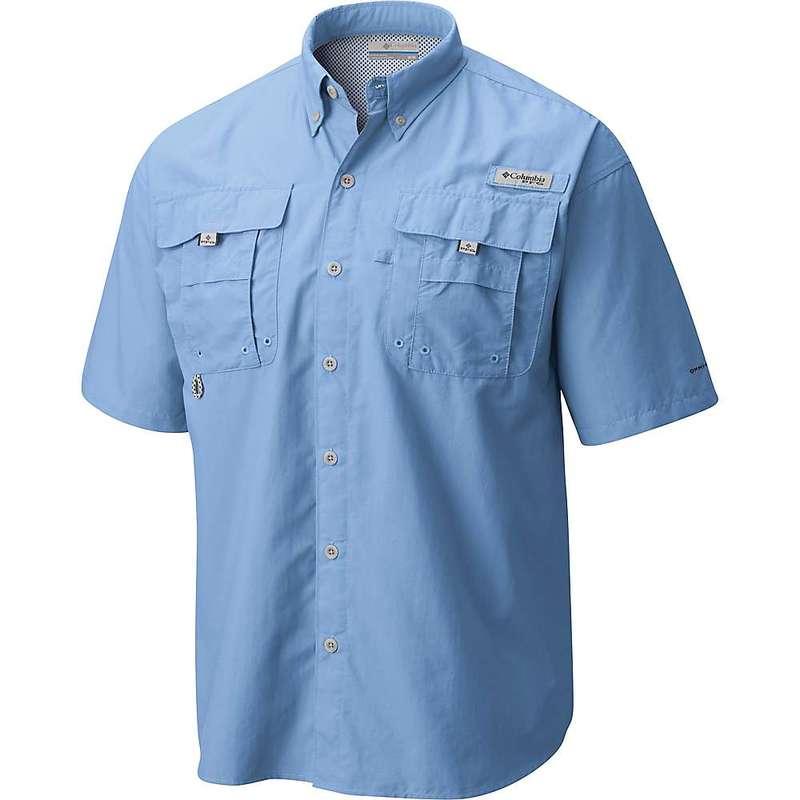 コロンビア メンズ シャツ トップス Columbia Men's Bahama II SS Shirt Sail