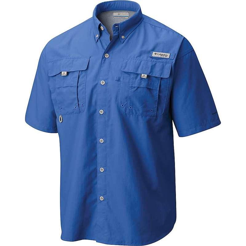 コロンビア メンズ シャツ トップス Columbia Men's Bahama II SS Shirt Vivid Blue