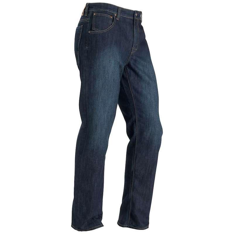 マーモット メンズ カジュアルパンツ ボトムス Marmot Men's Pipeline Jean - Regular Fit Dark Indigo
