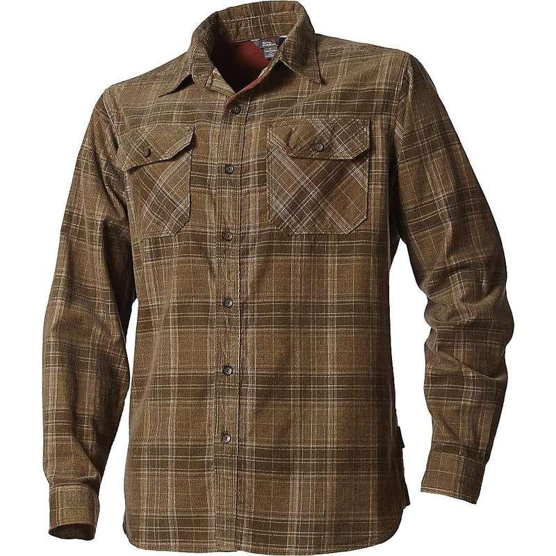 ロイヤルロビンズ メンズ シャツ トップス Royal Robbins Men's Colville Cord LS Shirt Fatigue Green