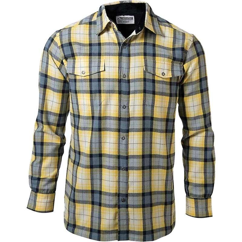 マウンテンカーキス メンズ シャツ トップス Mountain Khakis Men's Christopher Fleece Lined Shirt Cream