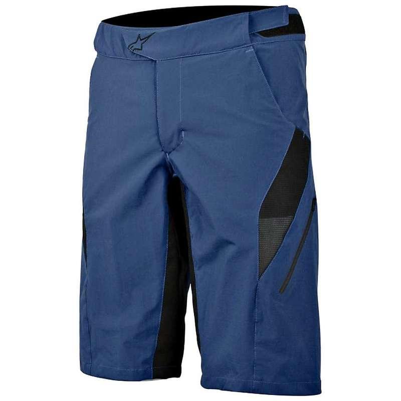 アルパインスターズ メンズ ハーフパンツ・ショーツ ボトムス Alpine Stars Men's Hyperlight Short Dark Blue / Cool Gray