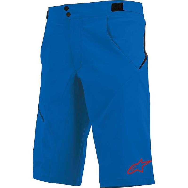 アルパインスターズ メンズ ハーフパンツ・ショーツ ボトムス Alpine Stars Men's Pathfinder Short Royal Blue / Red