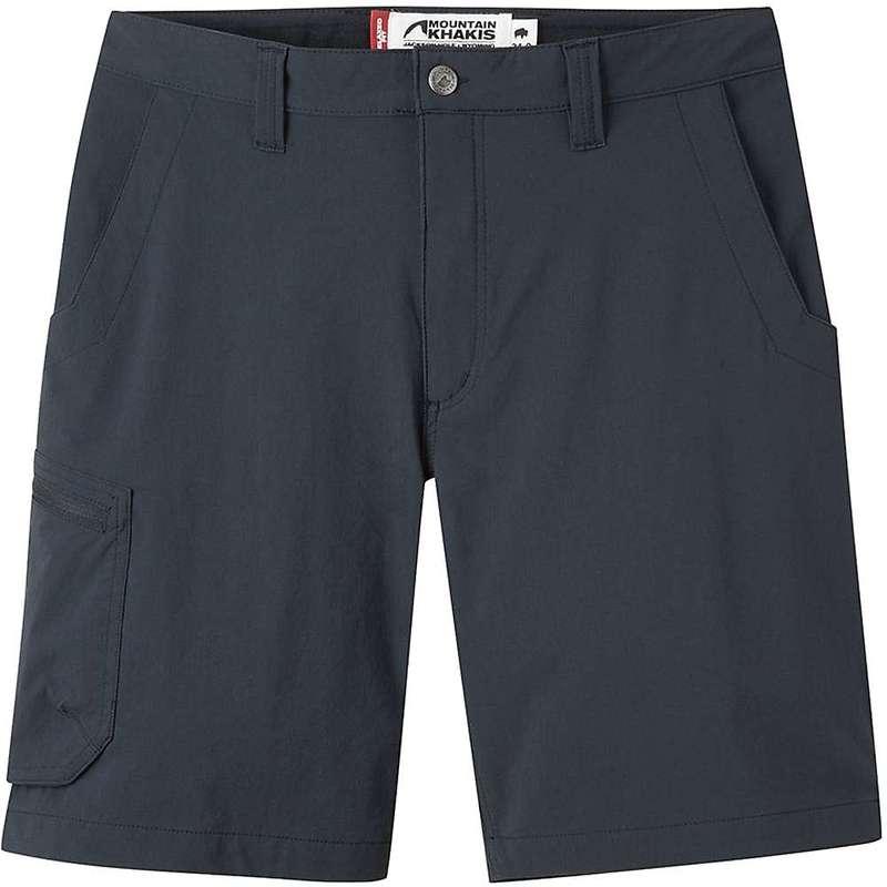 マウンテンカーキス メンズ ハーフパンツ・ショーツ ボトムス Mountain Khakis Men's Cruiser 11IN Short Black