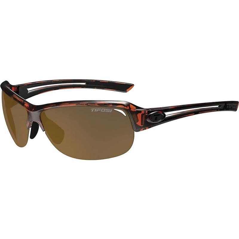 テフォシー メンズ サングラス・アイウェア アクセサリー Tifosi Mira Polarized Sunglasses Tortoise