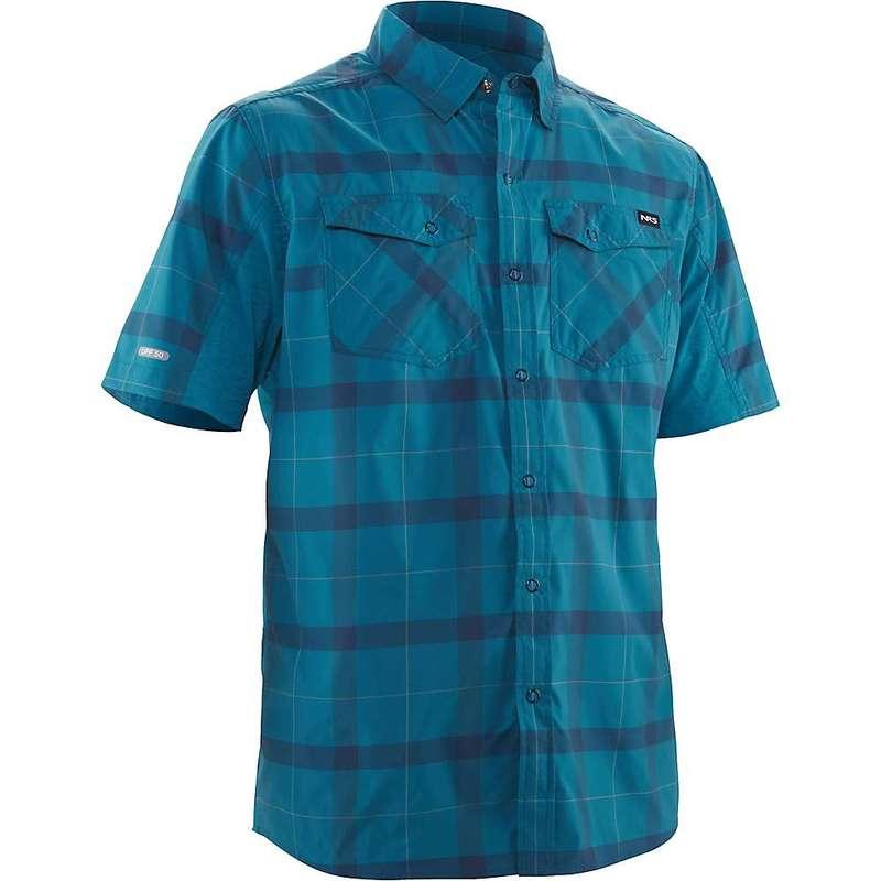 エヌアールエス メンズ シャツ トップス NRS Men's Guide SS Shirt Fjord