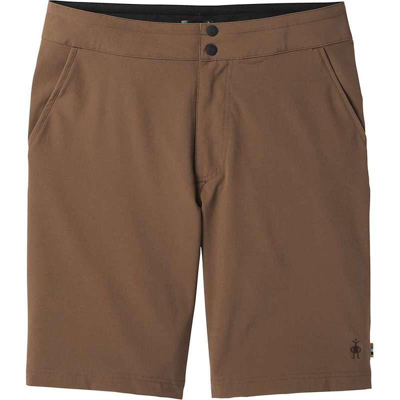 スマートウール メンズ ハーフパンツ・ショーツ ボトムス Smartwool Men's Merino Sport 10IN Short Bourbon
