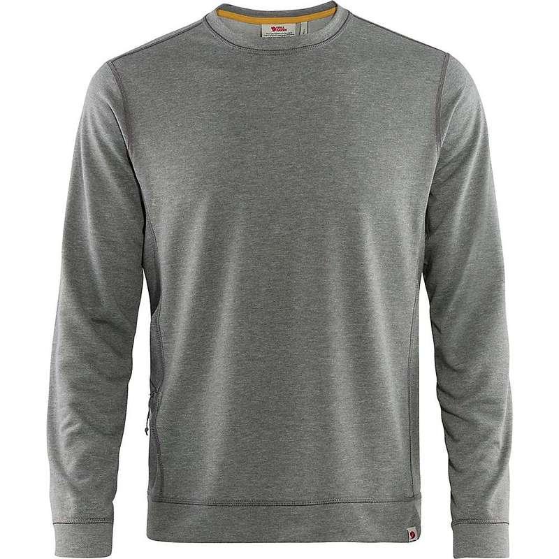フェールラーベン メンズ ニット・セーター アウター Fjallraven Men's High Coast Lite Sweater Grey