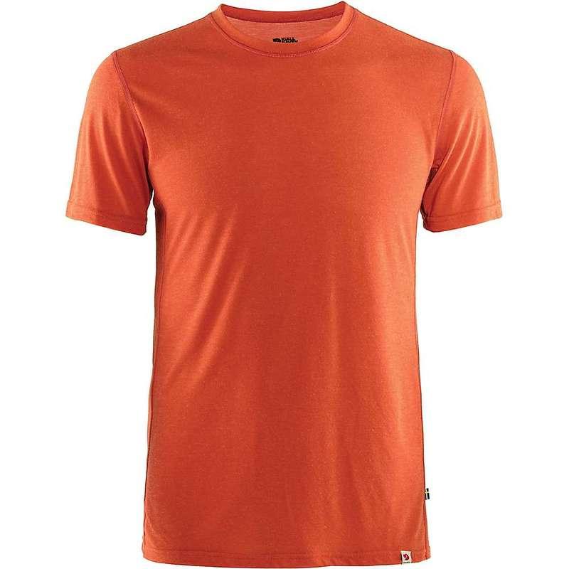 フェールラーベン メンズ Tシャツ トップス Fjallraven Men's High Coast Lite T-Shirt Rowan Red