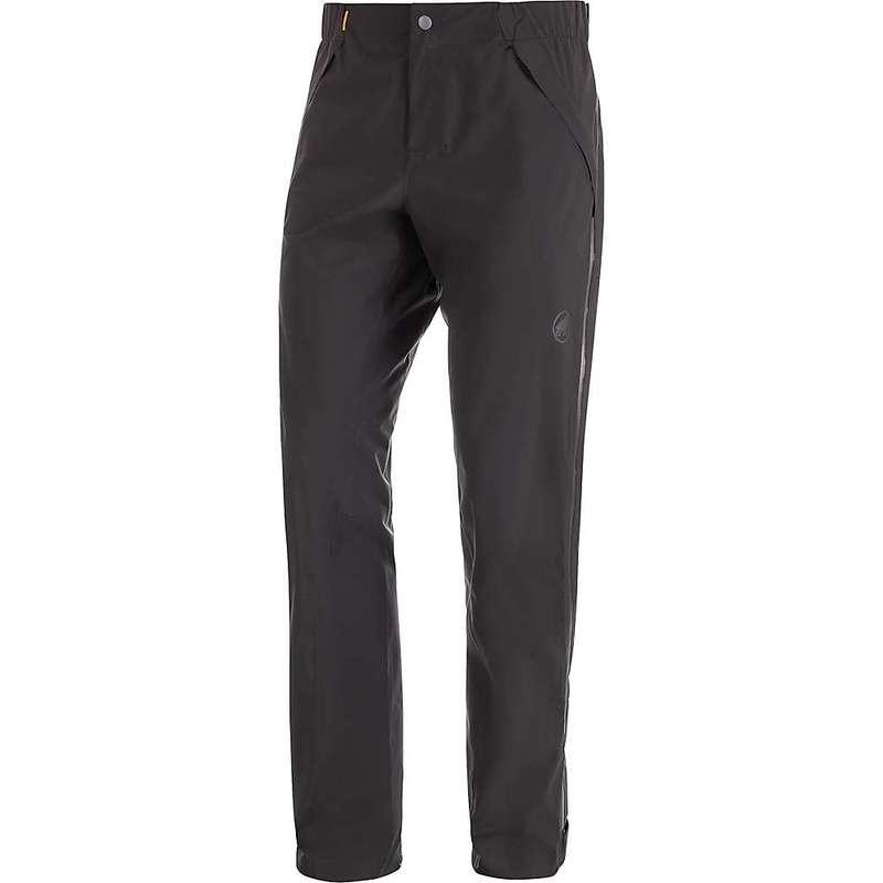 マムート メンズ カジュアルパンツ ボトムス Mammut Men's Albula HS Pants Black