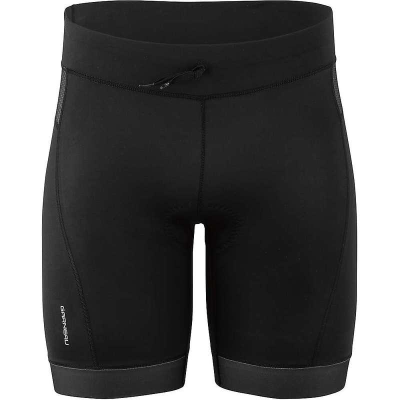 イルスガーナー メンズ ハーフパンツ・ショーツ ボトムス Louis Garneau Men's Sprint Tri 8 Inch Short Black