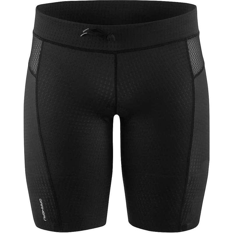 イルスガーナー メンズ ハーフパンツ・ショーツ ボトムス Louis Garneau Men's Vent Tri 9.5 Inch Short Black