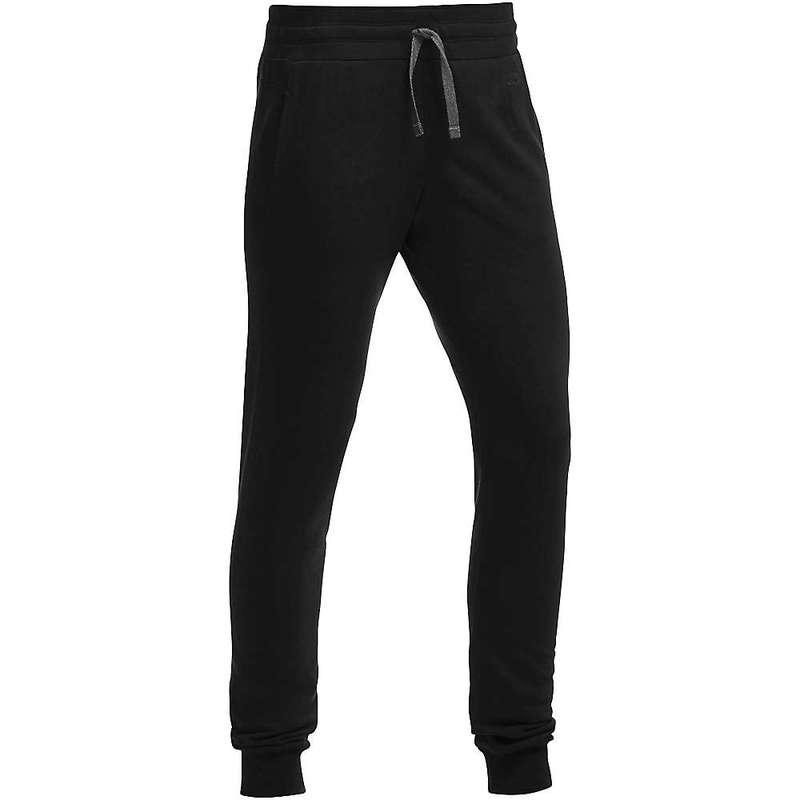 アイスブレーカー レディース カジュアルパンツ ボトムス Icebreaker Women's Crush Pants Black / Charcoal