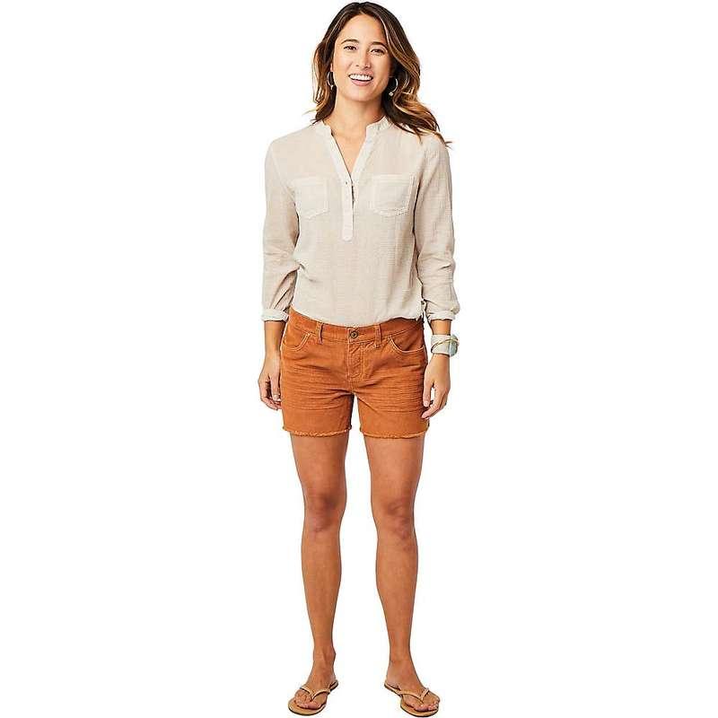 カーブデザイン レディース ハーフパンツ・ショーツ ボトムス Carve Designs Women's Oahu Short Vana