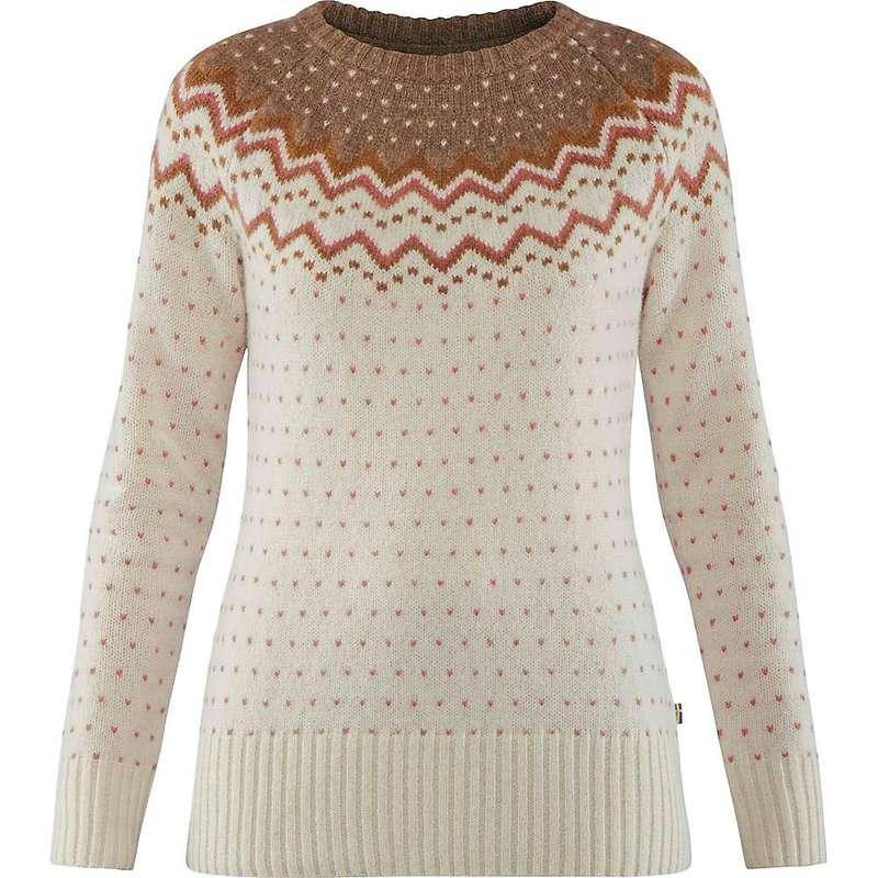 フェールラーベン レディース ニット・セーター アウター Fjallraven Women's Ovik Knit Sweater Terracotta Pink