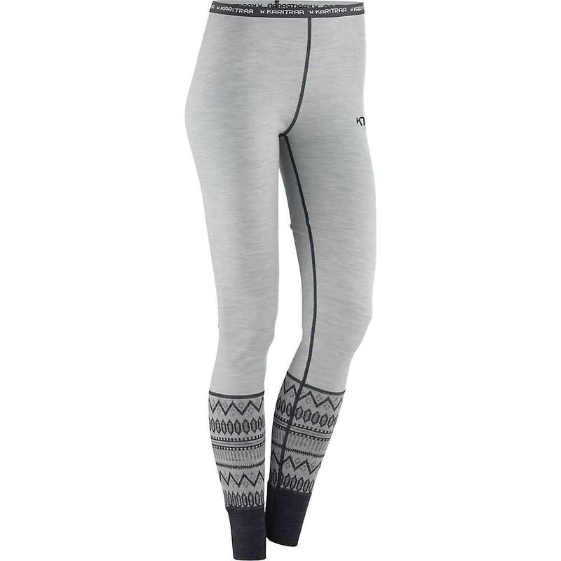 カリ ツラー レディース カジュアルパンツ ボトムス Kari Traa Women's Lokke Pant GreyM