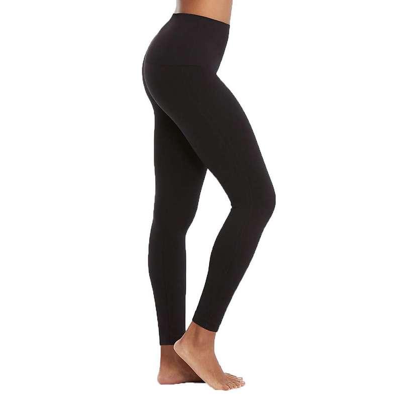 スパンク レディース カジュアルパンツ ボトムス Spanx Women's Look At Me Now Seamless Legging Very Black