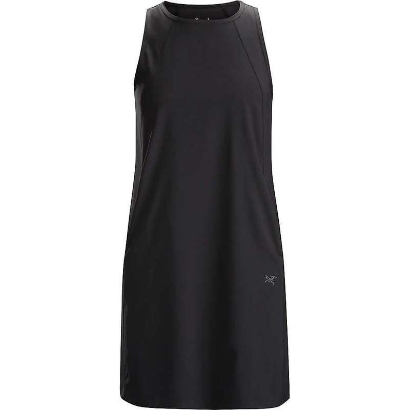 アークテリクス レディース ワンピース トップス Arcteryx Women's Contenta Shift Dress Black