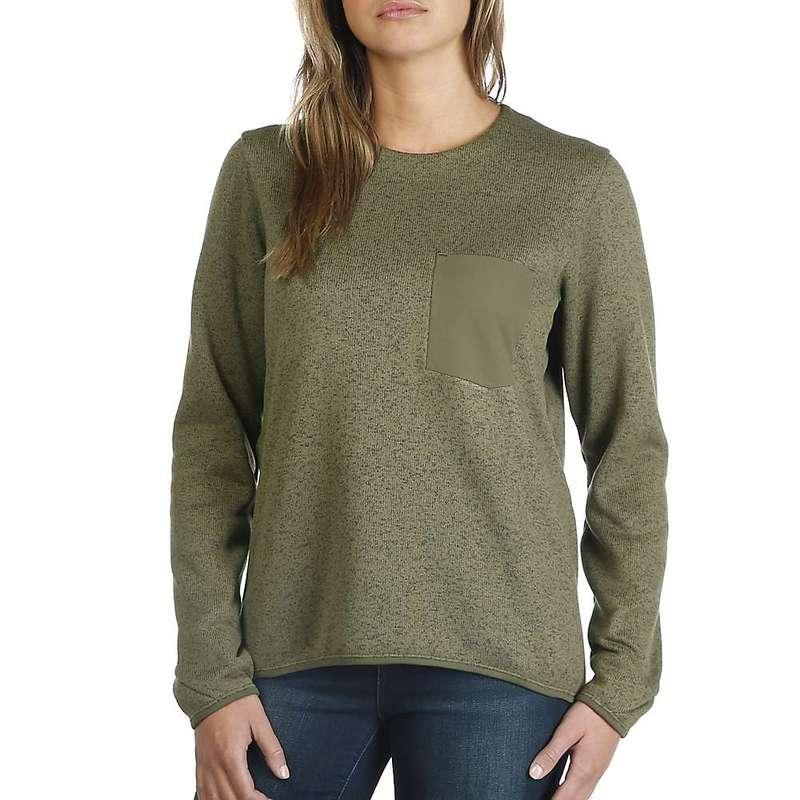 アークテリクス レディース ニット・セーター アウター Arcteryx Women's Covert Sweater Arbour Heather