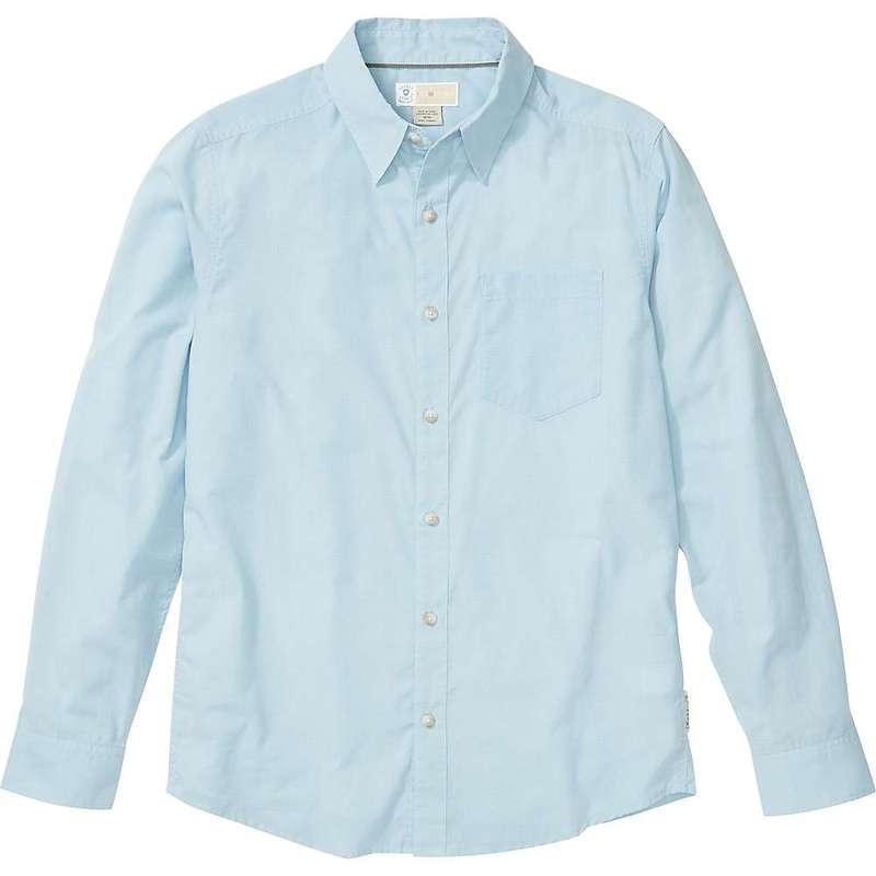 エクスオフィシオ メンズ シャツ トップス ExOfficio Men's BugsAway Corfu LS Shirt Aleutian