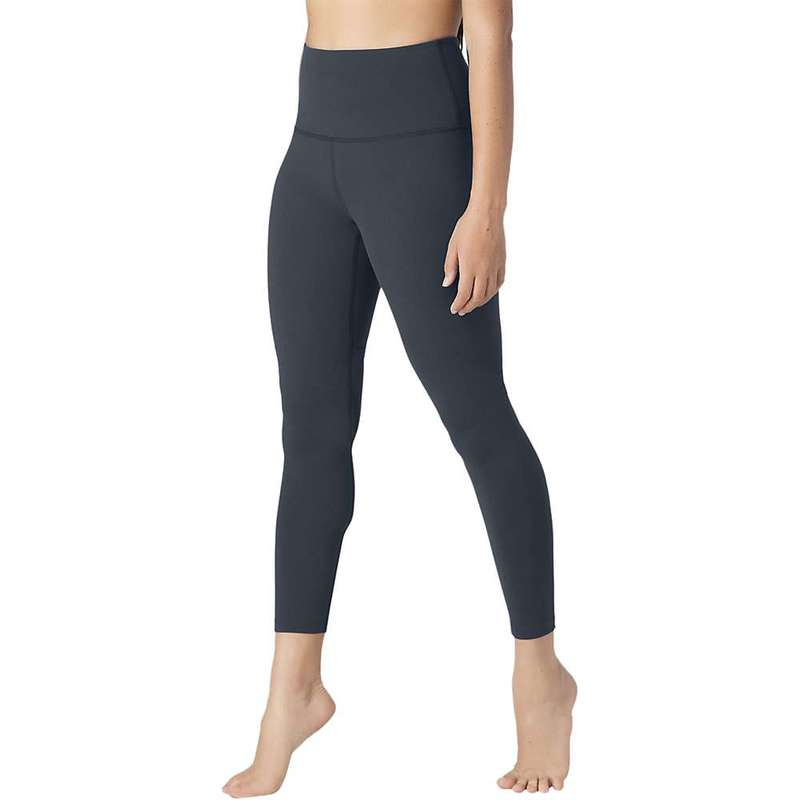 ビヨンドヨガ レディース カジュアルパンツ ボトムス Beyond Yoga Women's Caught In The Midi High Waisted Legging Nocturnal Navy