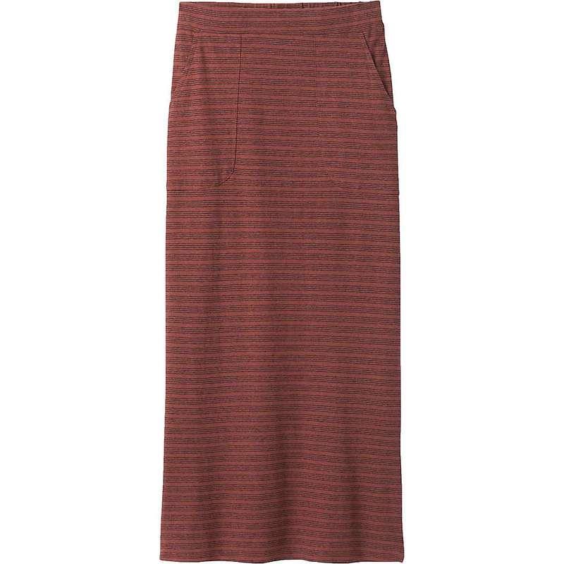 プラーナ レディース スカート ボトムス Prana Women's Tulum Skirt Vino