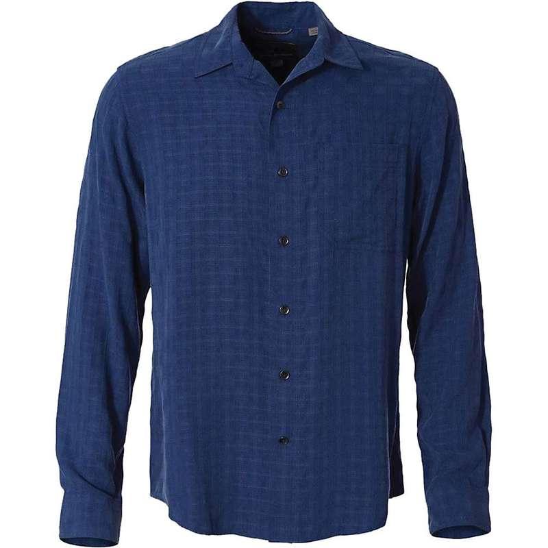 ロイヤルロビンズ メンズ シャツ トップス Royal Robbins Mens San Juan Day LS Shirt Twilight Blue