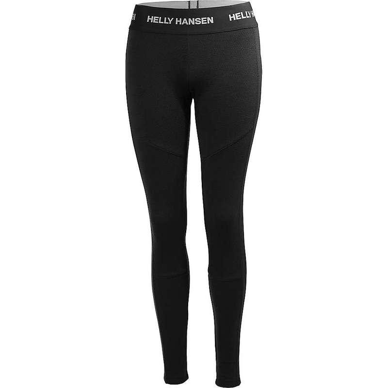 ヘリーハンセン レディース カジュアルパンツ ボトムス Helly Hansen Women's HH Lifa Merino Pant Black