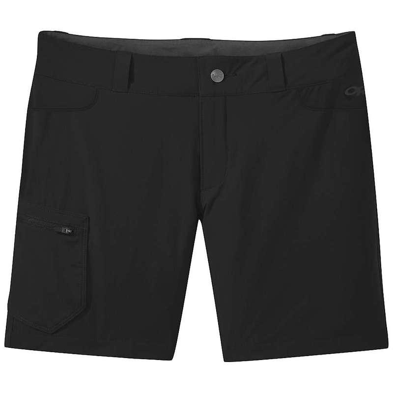 アウトドアリサーチ レディース ハーフパンツ・ショーツ ボトムス Outdoor Research Women's Ferrosi 7 Inch Short Black