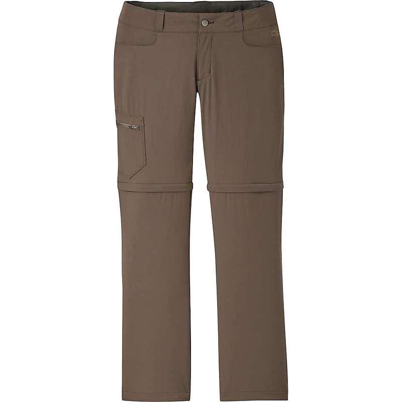 アウトドアリサーチ レディース カジュアルパンツ ボトムス Outdoor Research Women's Ferrosi Convertible Pant Mushroom