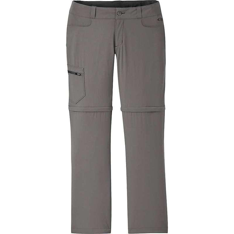 アウトドアリサーチ レディース カジュアルパンツ ボトムス Outdoor Research Women's Ferrosi Convertible Pant Pewter