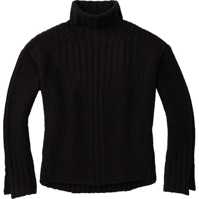 スマートウール レディース ニット・セーター アウター Smartwool Women's Spruce Creek Sweater Black