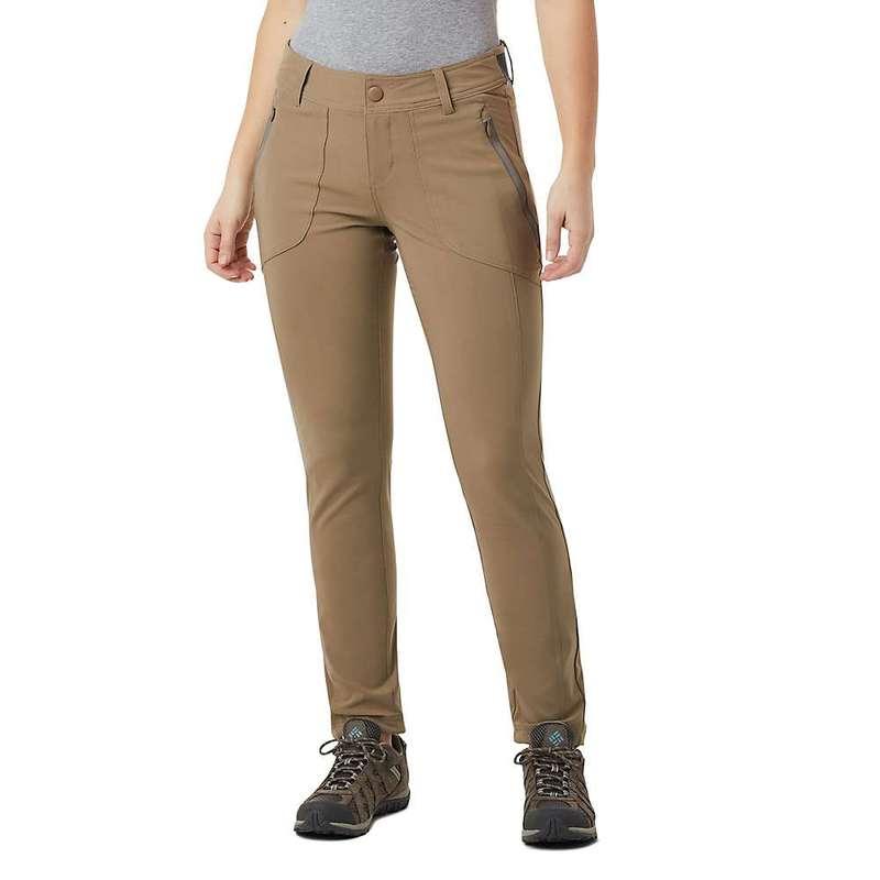 コロンビア レディース カジュアルパンツ ボトムス Columbia Women's Bryce Canyon II Pant Truffle