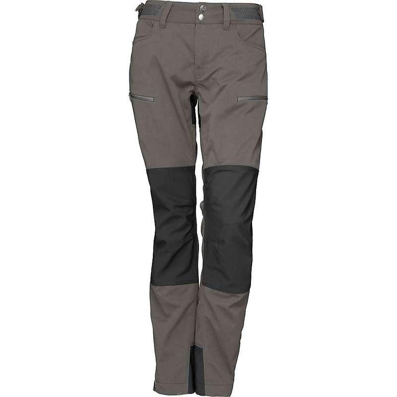ノローナ レディース カジュアルパンツ ボトムス Norrona Women's Svalbard Heavy Duty Pant Slate Grey