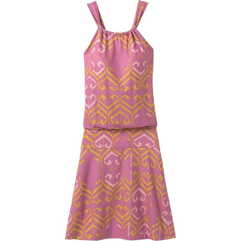 プラーナ レディース ワンピース トップス Prana Women's Avore Dress Cassis Azulejos