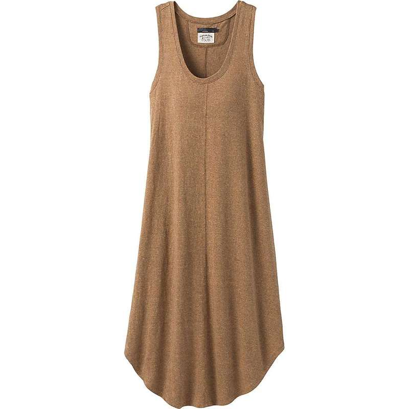 プラーナ レディース ワンピース トップス Prana Women's Corrine Dress Butterscotch Stripe