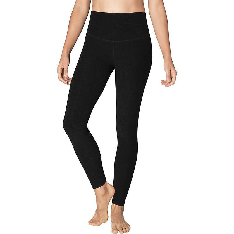 ビヨンドヨガ レディース カジュアルパンツ ボトムス Beyond Yoga Women's Spacedye Take Me Higher Long Legging Darkest Night