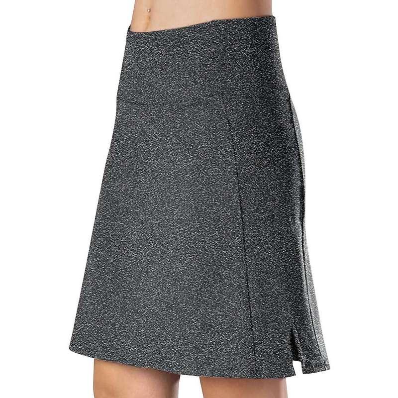 ストーンウェアデザイン レディース スカート ボトムス Stonewear Designs Women's Liberty Skort Heather Gray