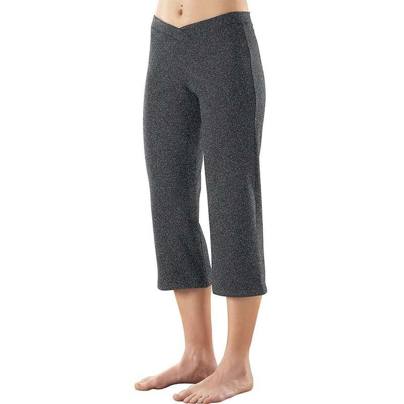 ストーンウェアデザイン レディース カジュアルパンツ ボトムス Stonewear Designs Women's Stonewear Crop Pant Heather Gray