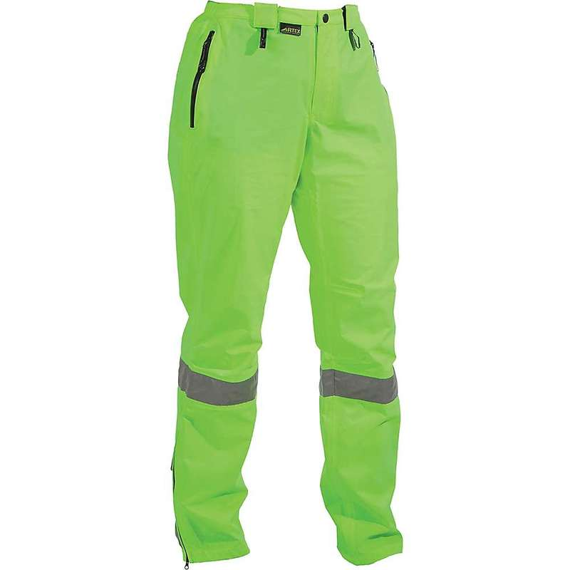 シャワーパス レディース カジュアルパンツ ボトムス Showers Pass Women's Club Visible Pant Neon Green