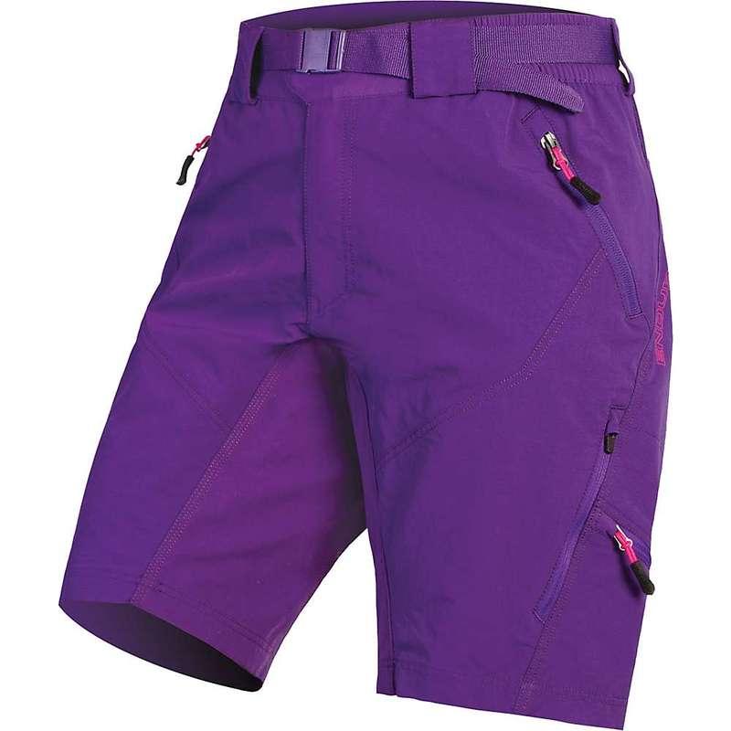 エンデュラ レディース ハーフパンツ・ショーツ ボトムス Endura Women's Hummvee Short II Purple